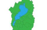 琵琶湖はどの市の管轄?15年前にはなかった市境