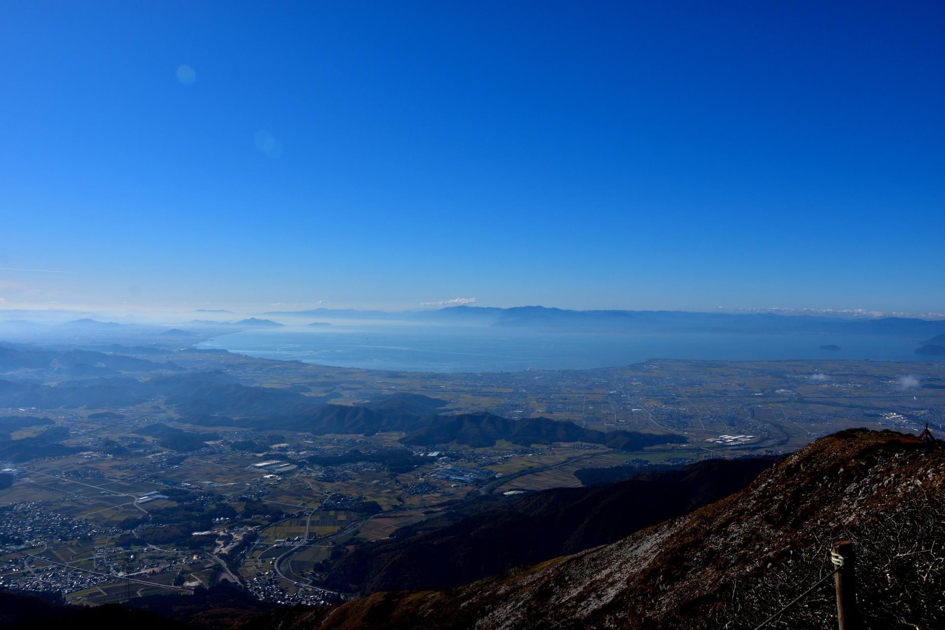 琵琶湖が小さくなっている? GPS調査で判明