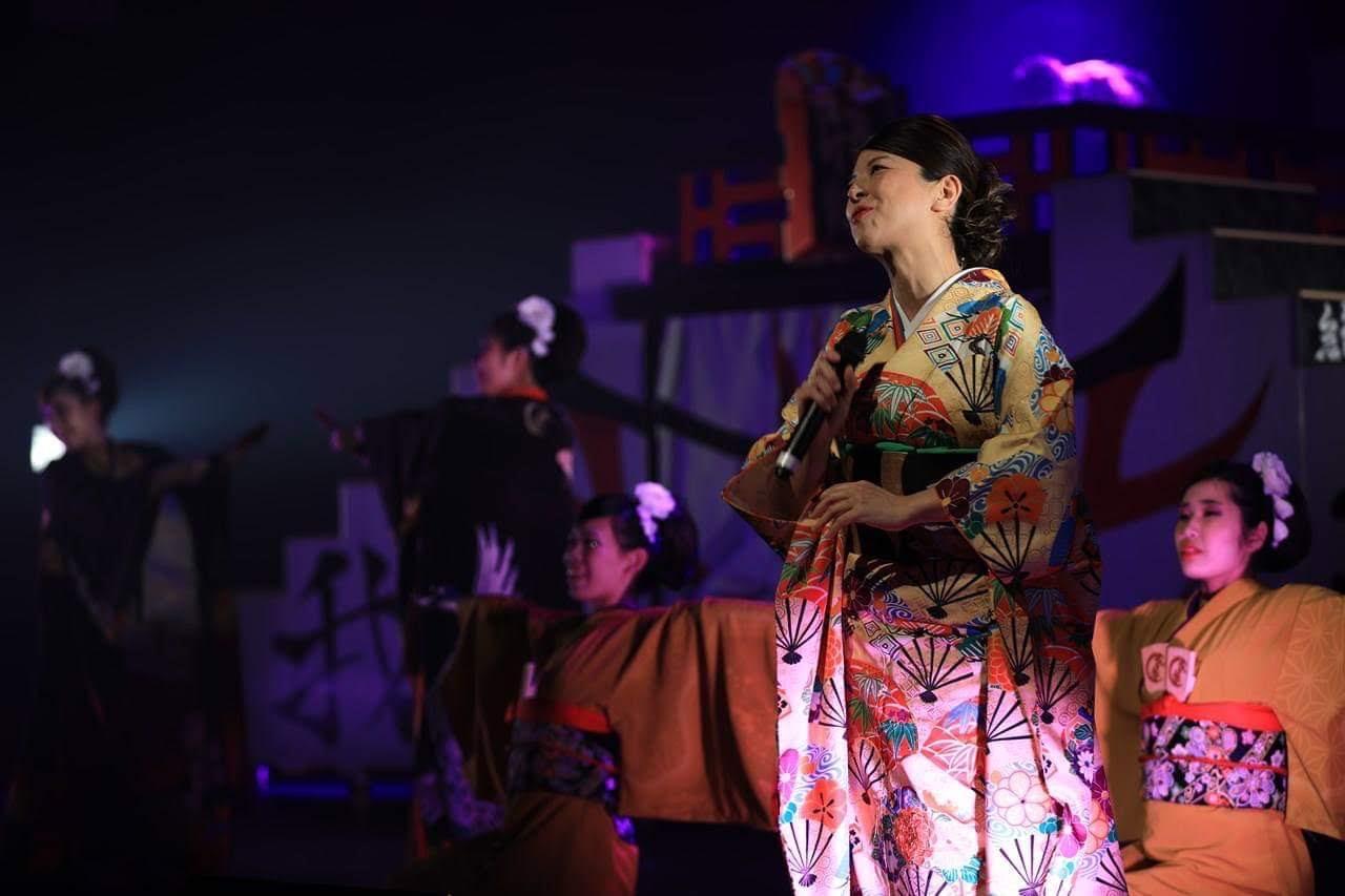 民謡の背景を紐解き、歌い継ぐ「びわ湖の歌姫」