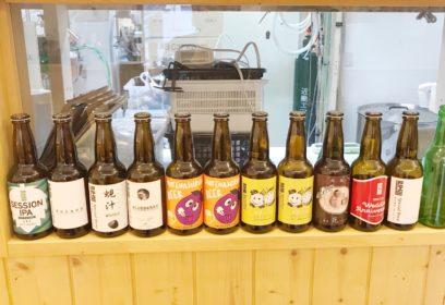 琵琶湖の希少種「セタシジミ」がビールに!? 滋賀発 個性派クラフトビール「近江麦酒」