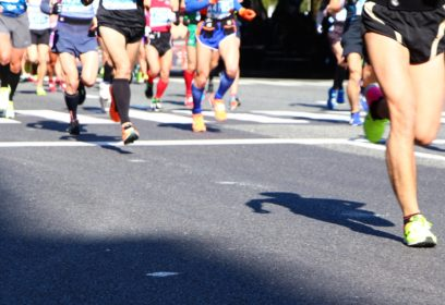びわ湖毎日マラソンと環境保護