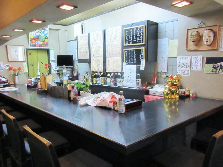琵琶湖八珍発祥の店!?大津市石場「からっ風」は滋賀県の食材を堪能できる居酒屋さん