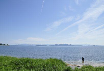 『お茶で琵琶湖を美しく。』伊藤園が「おーいお茶」の売り上げの一部を琵琶湖環境保全活動費用として寄付