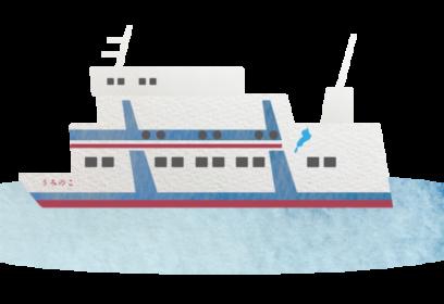 2代目の学習船「うみのこ」びわ湖フローティングスクールの様子が紹介されました。